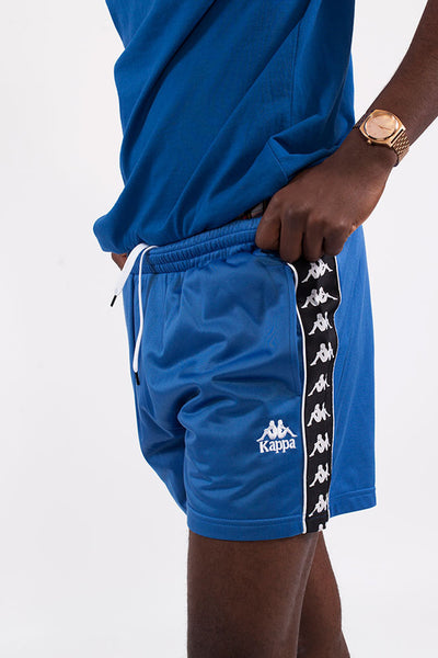 KAPPA COLE AUTHENTIC MEN SHORT Blue / Black