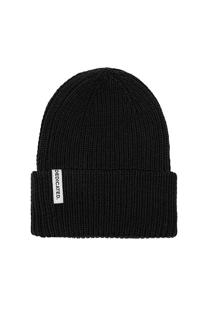 Gorro DEDICATED NARVIK BEANIE Black