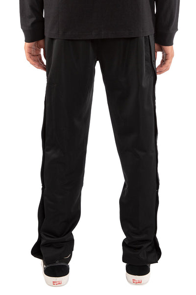 KAPPA BANDA ASTORIA SNAPS SLIM MEN PANT Black / Grey