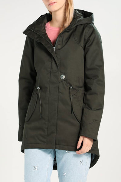ELVINE FIA WOMEN JACKET Army Green