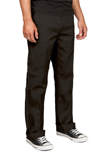 BRIXTON FLEET RIGID CHINO PANT Black