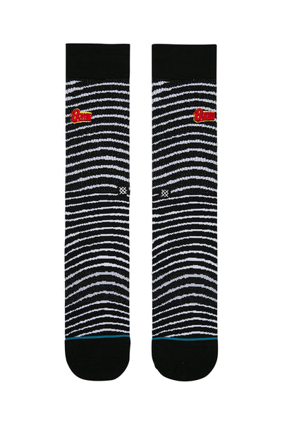 STANCE BLACK STAR Black (DAVID BOWIE COLLECTION)
