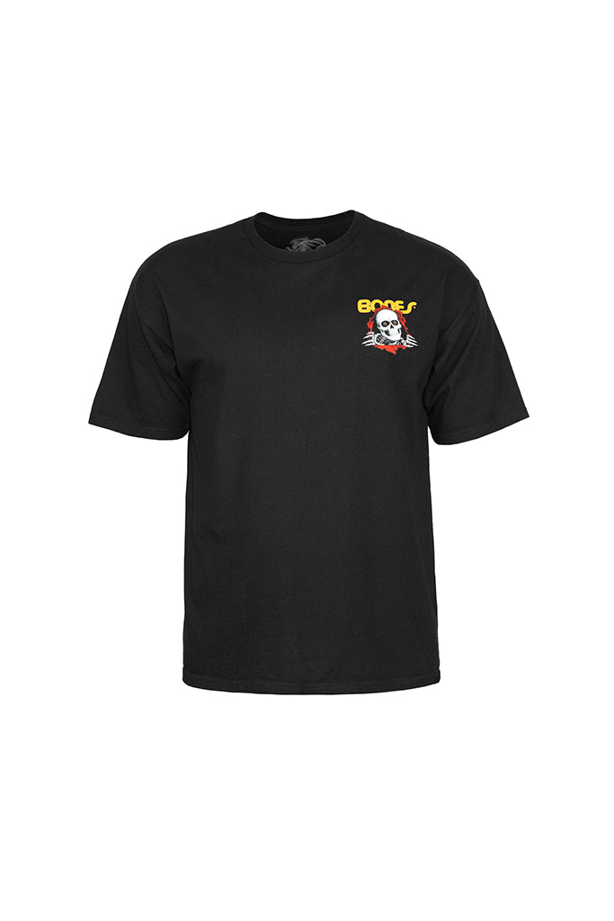 POWELL PERALTA RIPPER TEE Black