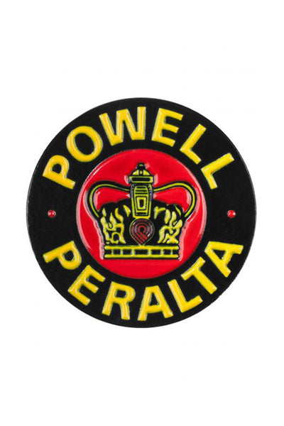 POWELL PERALTA SUPREME Label Pin