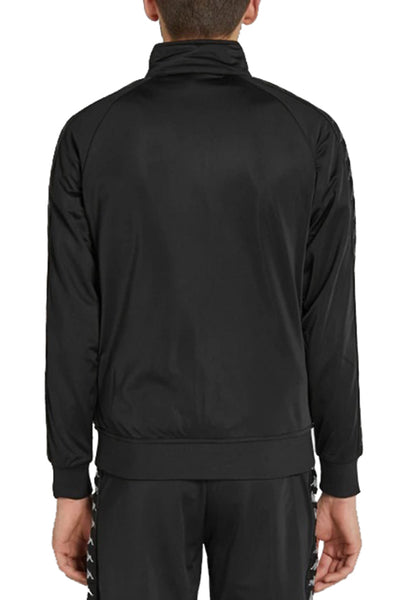 KAPPA 222 BANDA ANNISTON SLIM MEN JACKET Black / Grey