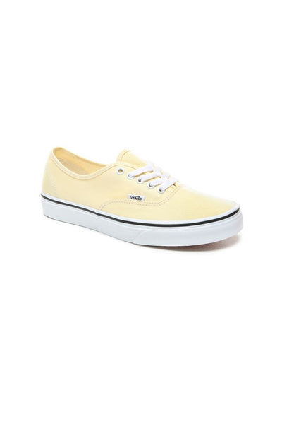 VANS AUTHENTIC Vanilla Custard / True White