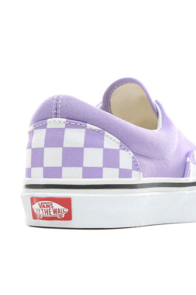VANS ERA (CHECKERBOARD) Violet Tulip / True White