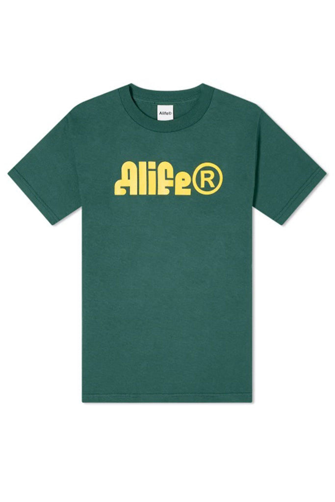 Camiseta Hombre ALIFE SPHINX MEN TEE Forest Green