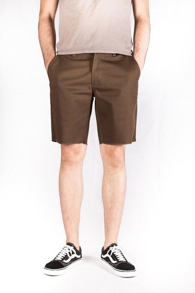 BRIXTON TOIL II SHORT Brown