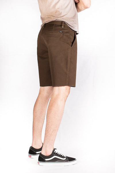 Bermudas Hombre BRIXTON TOIL II MEN SHORT Brown