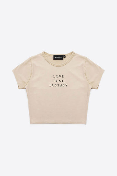 WASTED PARIS BELLA WOMEN TEE Desert