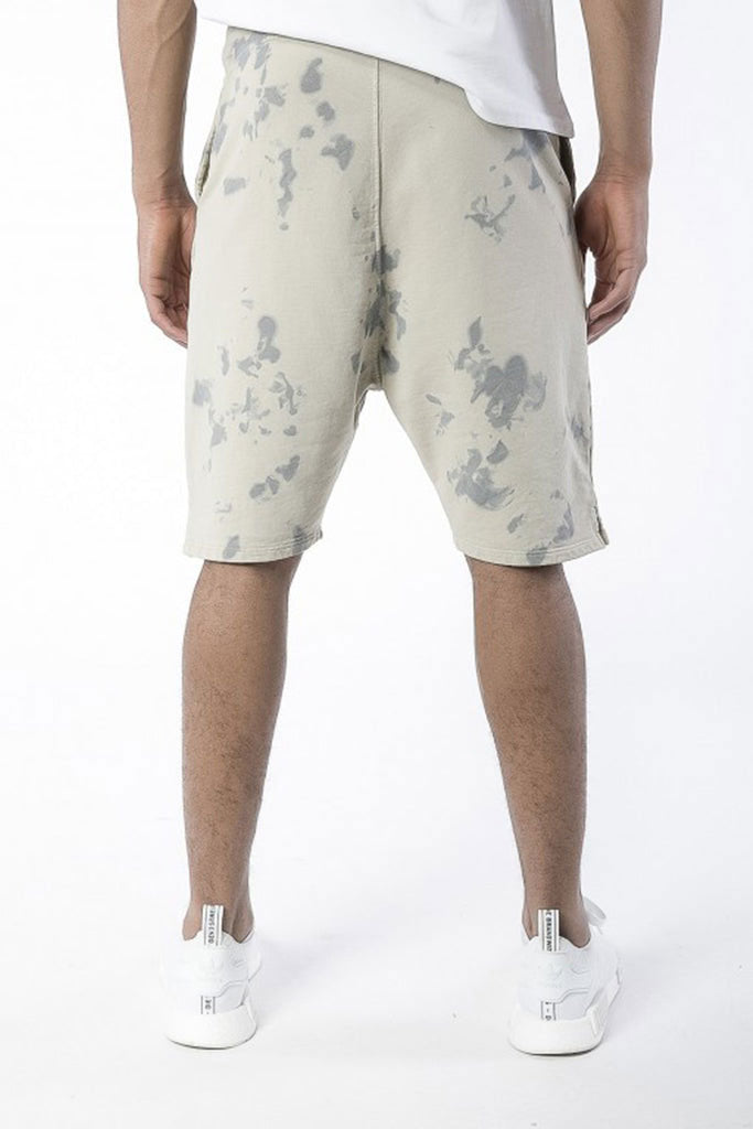 Bermudas Hombre DEFEND BARRI MEN SHORT Tie Dye Beige