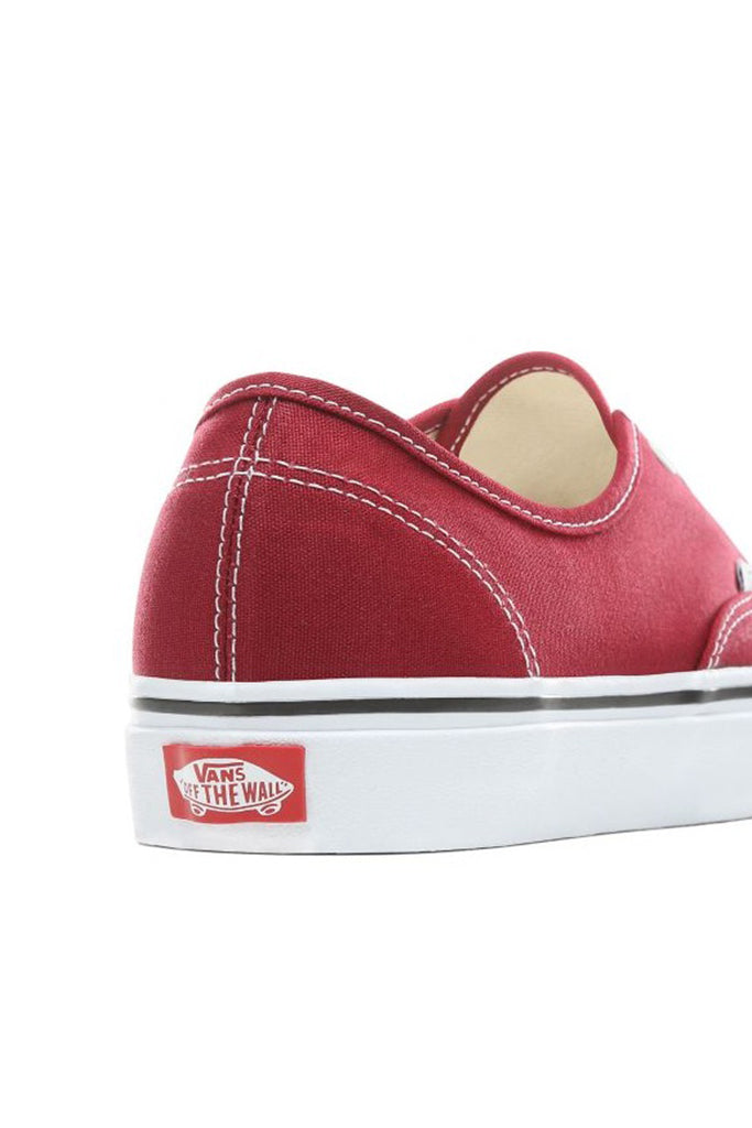 VANS AUTHENTIC Rumba Red / True white