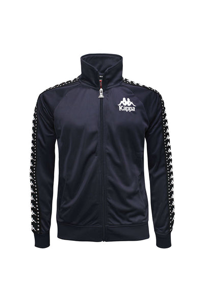 KAPPA AUTHENTIC EGISTO MEN JACKET Black / White