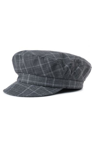Gorra Unisex BRIXTON FIDDLER UNESTRUCTURED CAP Grey Plaid