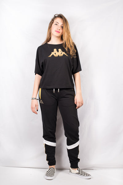 KAPPA AFUN WOMEN TEE Black