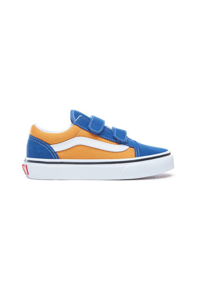 VANS OLD SKOOL V POP Og Blue / Og Gold ( Tallaje;27-35)