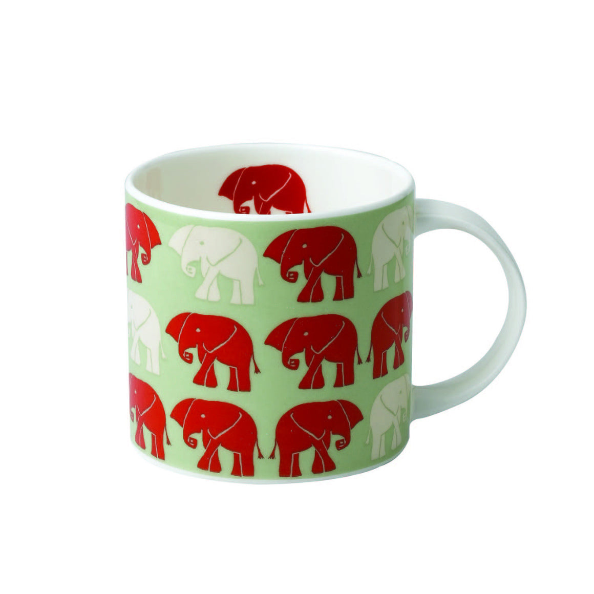 Aurina Lambert fine bone china elephant mug