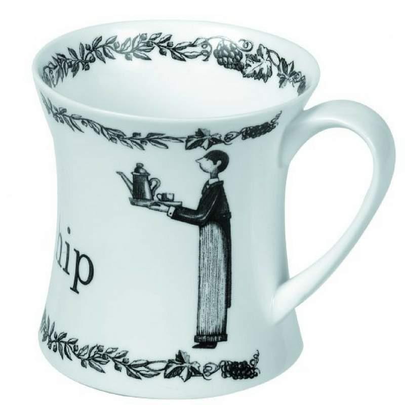 His Lordship's fine bone china Mug