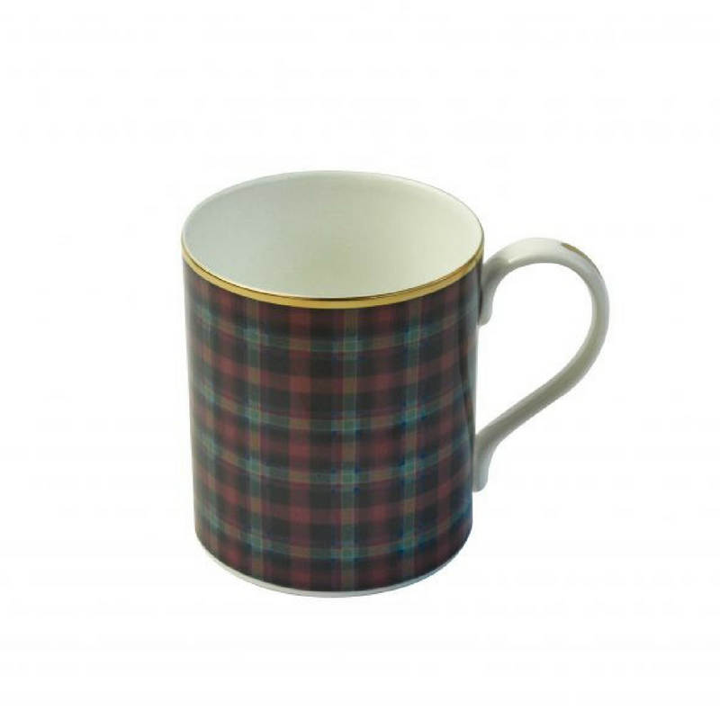 Country Couture Fairfield fine bone china mug