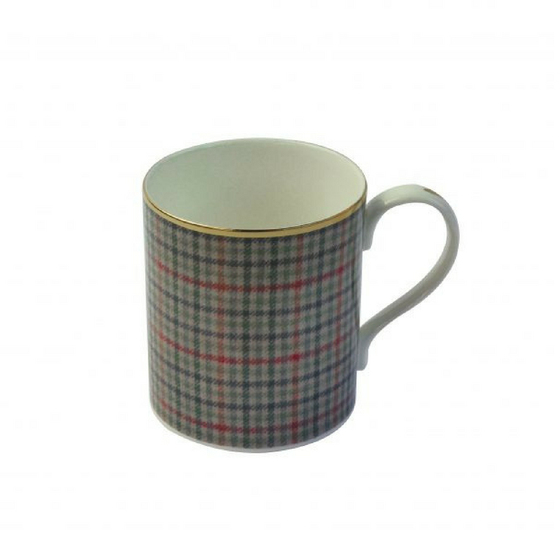 Country Couture 'Riverdale' fine bone china mug