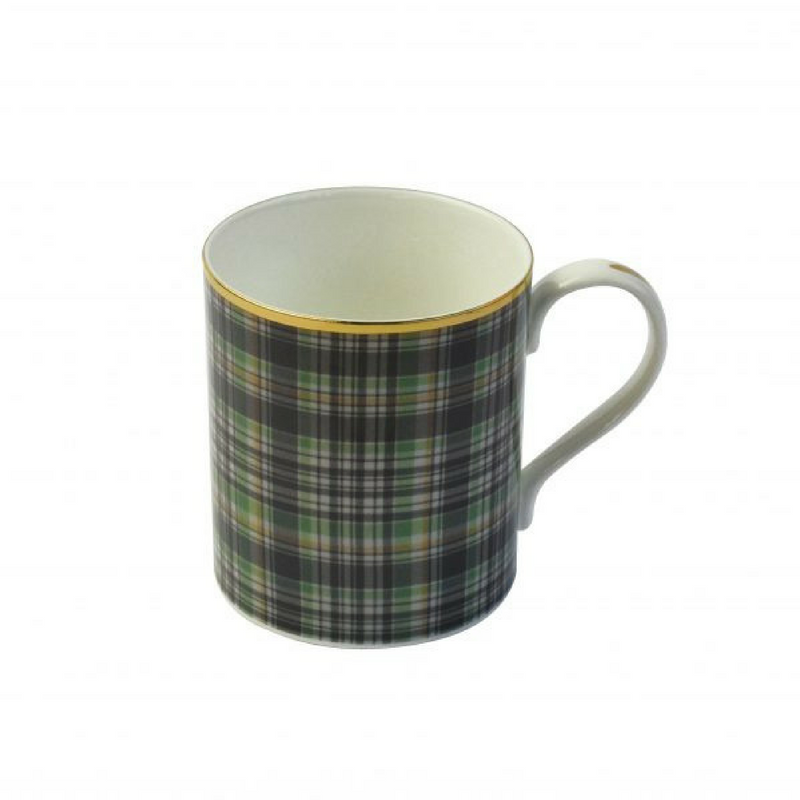Country Couture 'Woodcote' fine bone china mug