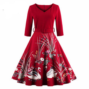 Fantasia Vintage Dress