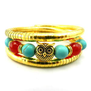 Animal Power Bangle Bracelet