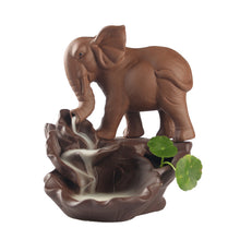Baby Elephant Incense Burner With (FREE 10Pcs Incense Cones)