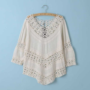Casual Boho Blouse