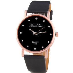 Elegant Diamond Style Wrist Watch