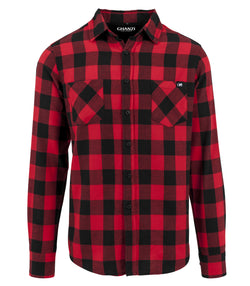 FLANNEL TAG SHIRT