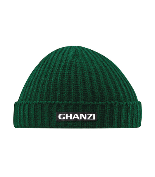 DRIVE - GHANZI Brand beanie - Bottle Green