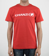 INLINE - GHANZI MEN T-SHIRT - Organic cotton - Red