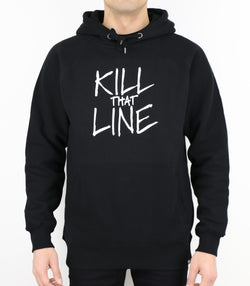 KILL THAT LINE HOODY, HOODIE, GHANZI, One World, GNZI, Kill That Line, killthatline, #killthatline, Marque, Brand, French, Lifestyle, Streetwear, BMX, MTB, Freeride, Shop, Boutique,