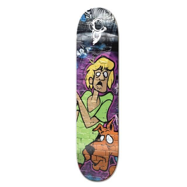 Skateboard Deck - Zombie-Do, Skateboards - Levitate Skate