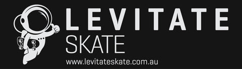 Stickers, stickers - Levitate Skate