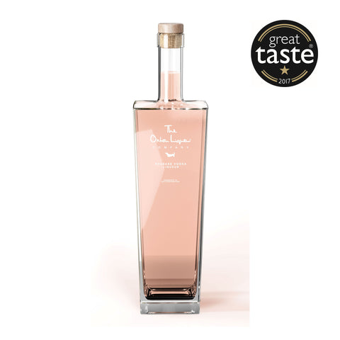 Rhubarb Vodka Liqueur - 500ml ABV 20%