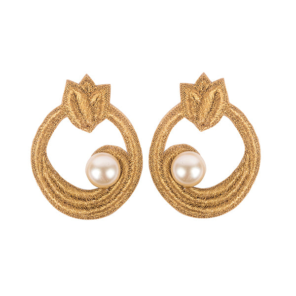 CELESTE EARRINGS - GOLD