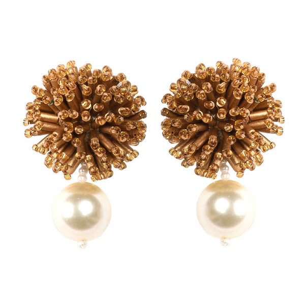 DIANE EARRINGS – GOLD