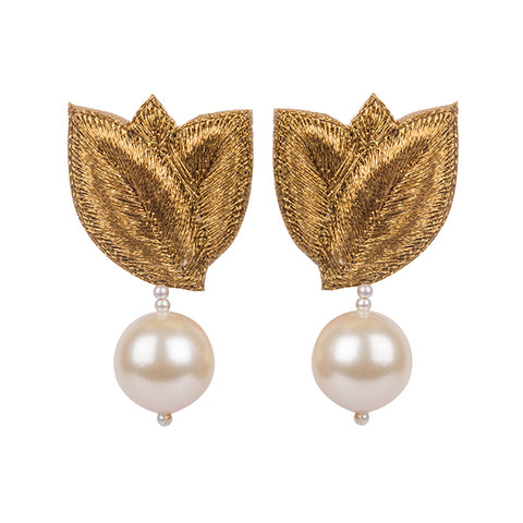 GALLA EARRINGS - GOLD