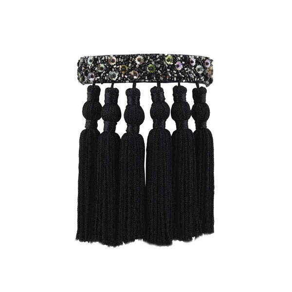 HOLLY CHOKER - BLACK
