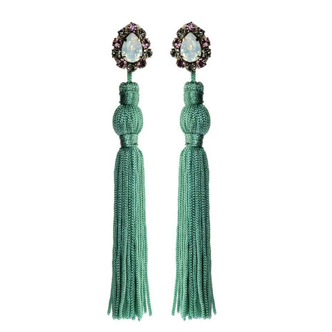 JASMINE EARRINGS - MINT