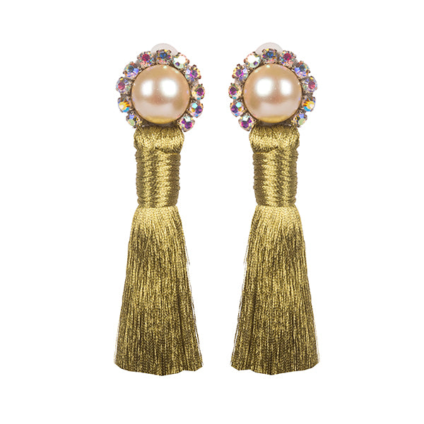 LUCIA EARRINGS - GOLD