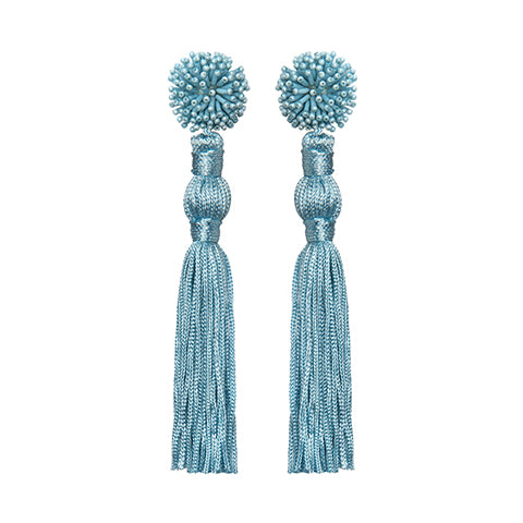 NOUR EARRINGS - BLUE