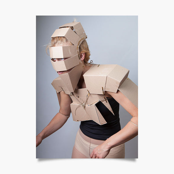Stuck on You Cardboard - Bart Hess