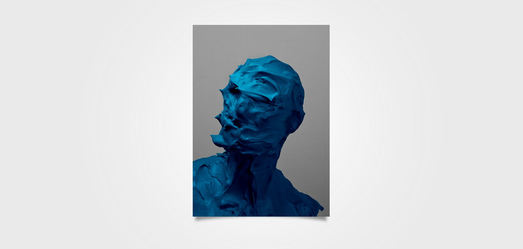 Shaved Blue - Bart Hess