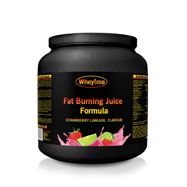 FAT BURNING JUICE FORMULA