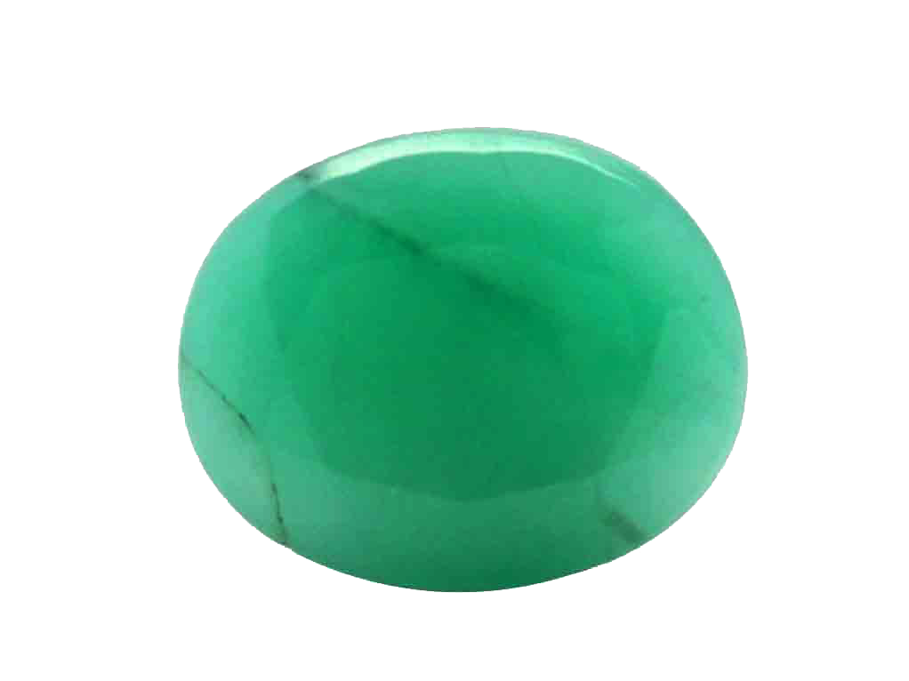 Natural Emerald, 6.30 Ct. (7.00 Ratti)