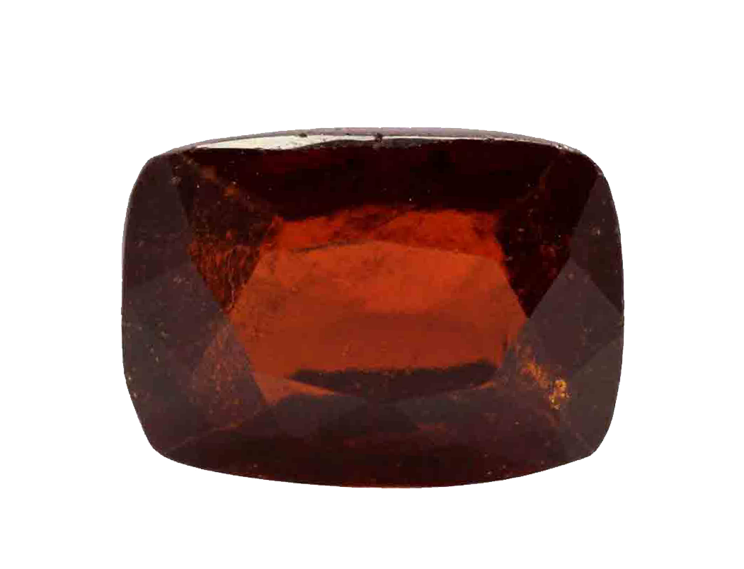 Natural Hessonite Garnet, 4.55Ct. (5.05 Ratti)